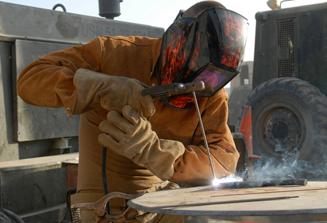 welders needed in a variety of fields