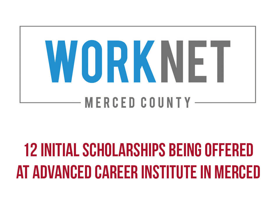 Worknet logo with 12 cdl training scholarships