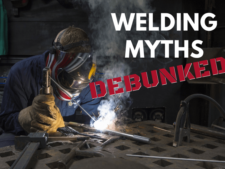 Photo of Welding Myths